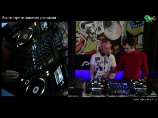 Dj Mikl Grace feat. Dj S.M. Alex - Battle ( back too back mix)