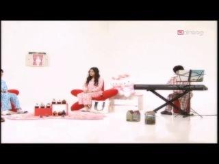 Hayana singing Cho PD Verbal Jint songs