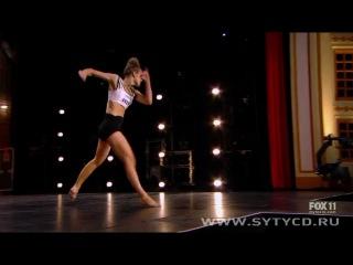 Hip-hop, so you think you can dance, season 9, auditions texas,  bree hafen — contemporary / контемпорари full —sytycd.ru