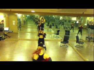 120912 SAY's Choreography Practice Filmed by Yull