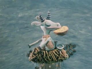 """Пластилиновая ворона (1981)   """" Добрые советские мультфильмы """""""