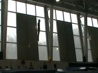 Маршакова Софья Победитель Первенства москвы обязательное упражнение