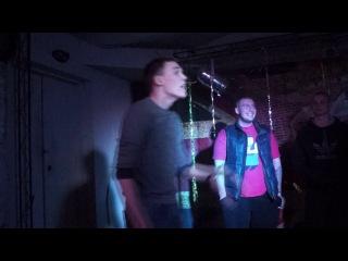 YBB(05.01.14)- D.Timm vs Йан