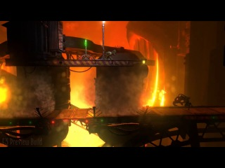 PlayStation E3 2014 Oddworld New 'n' Tasty Live Coverage PS4