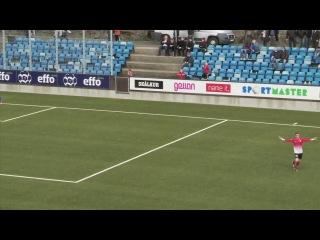 Премьер лига сезон 2014 9 тур Б68 КУй 5 3