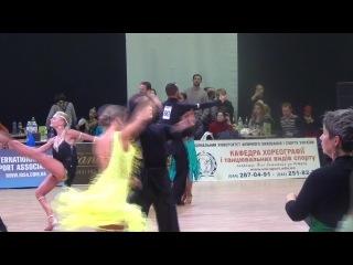 Kiev Open 31 12 14 Adults IDSA 1 8 Румба