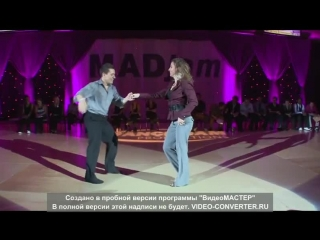 MADjam 2013 Champions J&J Brennar Goree & Brandi Tobias (android)