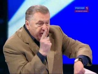Жириновский  о Единой России ! Чё сука, нечего сказать даже да!