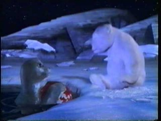 1996 Coca-Cola Polar Bear Holiday Commercial