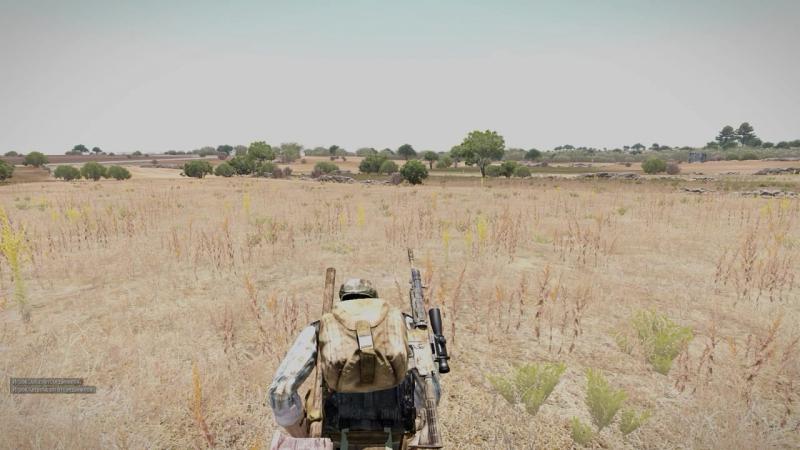 ArmA 3 BreakingPoint Опытный выживальщик