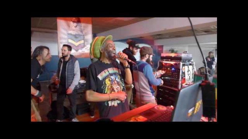 Thunder Of Jah Army ft Dennis Capra Danman @ Dub Station MI Italy Last One HD