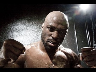King Mo TKO's sparring partner inside Floyd Mayweather's gym!!! (1080 HD)