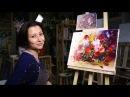 МАСТЕР КЛАСС ПО ЖИВОПИСИ ОТ ЛИЛИИ СТЕПАНОВОЙ НАТЮРМОРТ МАСТИХИНОМ Lesson oil painting