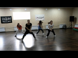Gotye feat. Kimbra - Somebody That I Used To Know Choreography by Stas Cranberry