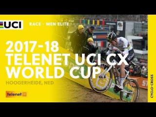 2017-18 Telenet UCI Cyclo-cross World Cup – Hoogerheide Provincie Noord-Brabant (NED) - Men Elite