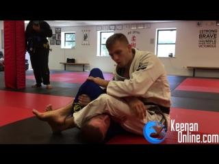Keenan cornelius. 4 black belt tricks to finish armbars - part 2