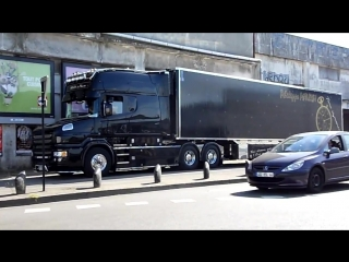 Scania t longline v8 transports philippe maurin ()