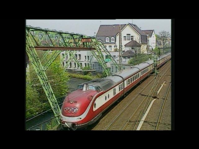 TEE Trans Europa Express VT11 5 German Version