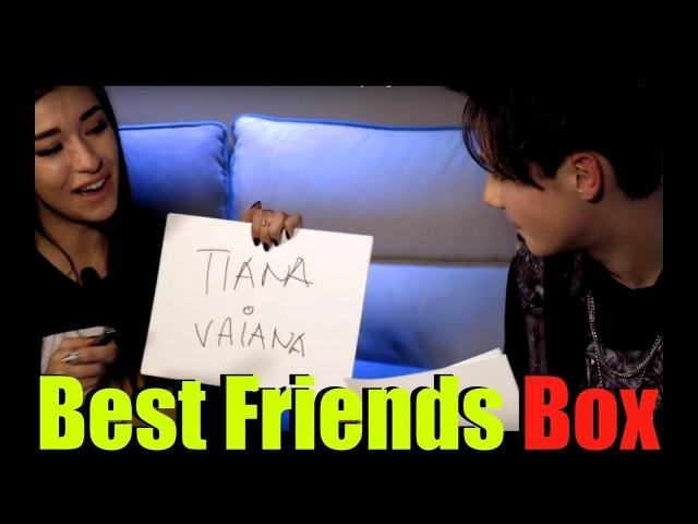 Radio Italia- Best Friends Box - Luna feat Thomas