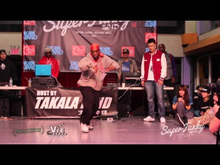 Super Funky Vol.3 Hiphop Judge Loose Joint Showcase