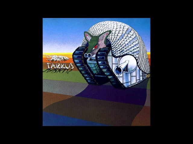 Tarkus Emerson Lake Palmer 1971 HD