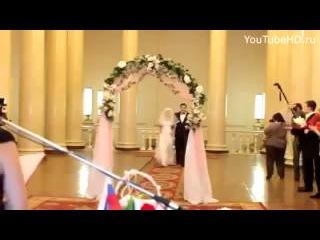 Прикол Невеста, на свадьбе, оказалась голой, без трусов, прикол на свадьбе, 2014 голая девушка
