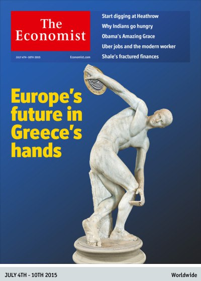 The Economist - 4TH July-10TH July 2015