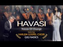HAVASI Voices of Change ft Harlem Gospel Choir and Gigi Radics Official Music Video