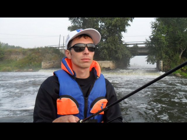 Сплав по реке Исеть 2013 Три дня вдвоём на надувной лодке