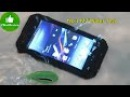 ✔ No1 M2 Waterproof Test Тест под водой Coolicool