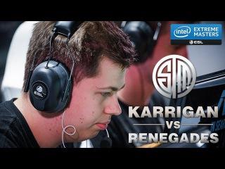 CS:GO POV - Team SoloMid karrigan [23/8] vs Renegades (mirage) @ IEM Gamescom 2015
