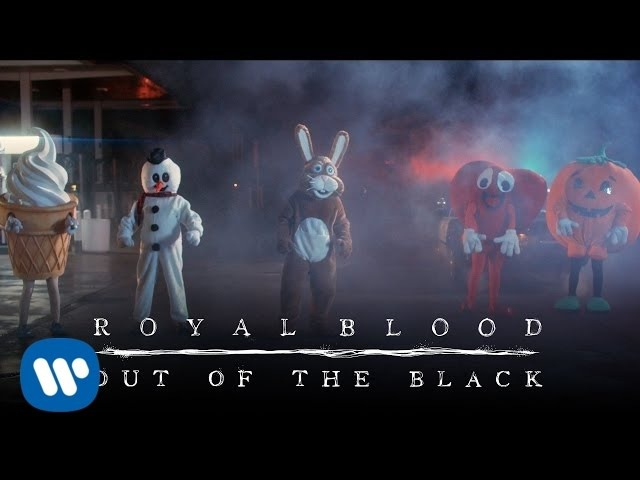 Royal Blood Out Of The Black Official Video