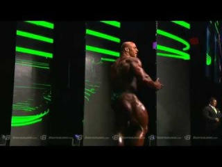 Top 10 Posing Routines: Mr. Olympia - 7th Place - Mamdouh 'Big Ramy' Elssbiay