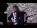 Гран при конкурса Аккордеон Плюс 2012 Анна Крышталёва