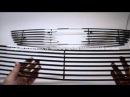 Накладки на решетки радиатора Focus 2 от cool-acs