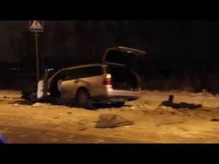 Авария на Волгоградской, Омск