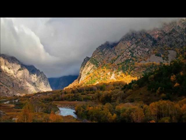 Баксанское ущелье Кылды родовые земли Джаппуевых КБР