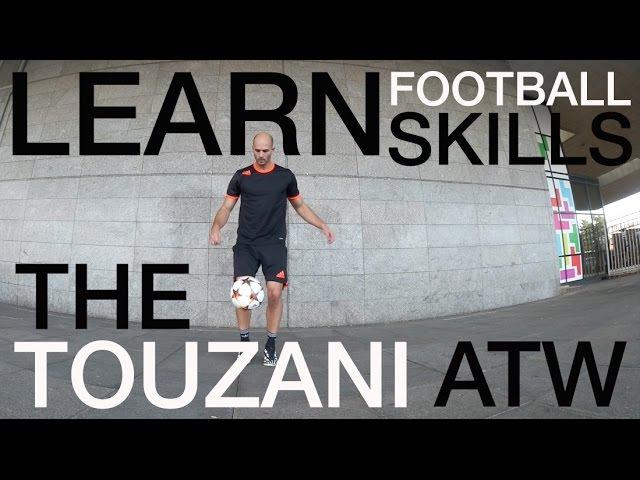 Learn the Touzani Around the World TATW with Daniel Cutting