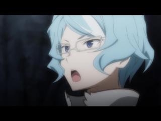 [16+] 13 серия | dungeon ni deai wo motomeru no wa machigatteiru darou ka | может, я встречу тебя в подземелье? |[jazzway anime]