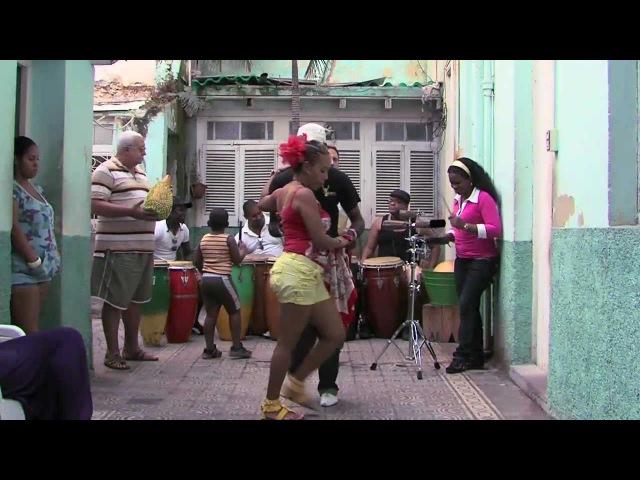Rumba Yambú El Solar de los 6 Cultura de Cuba Case de Amado La Habana