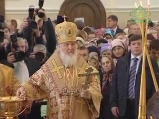 Патриарший визит в Мордовскую митрополию
