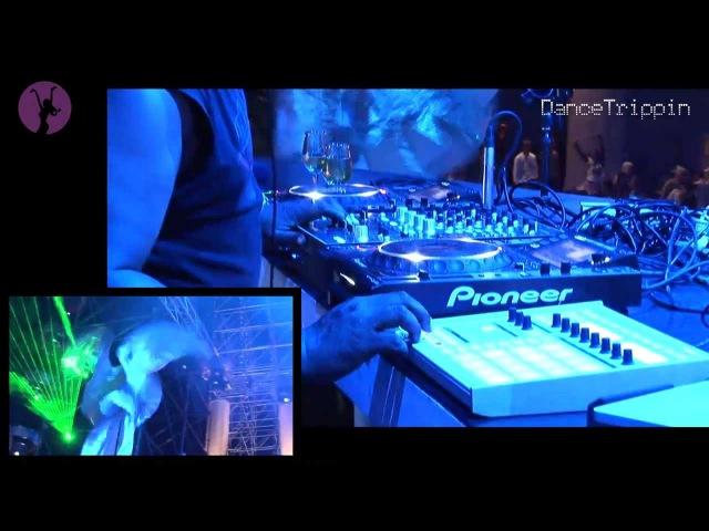 Carl Cox Kazantip DJ Set DanceTrippin