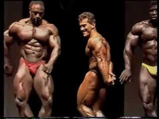 Lee Haney, Rich Gaspari and Lee Labrada - in best shape of their lives Part 2 (Bodybuilding)