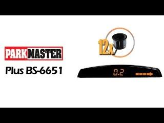 ParkMaster Plus BS-6651 — парктроник с функцией контроля «слепых» зон — обзор