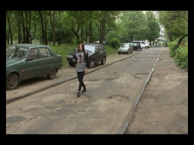Ями на вул Київській 16 нарешті залатають Народний Контроль