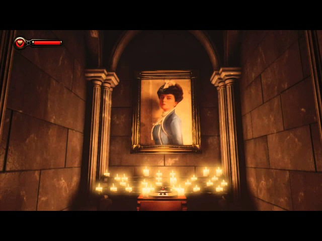 Bioshock Infinite HD Will the Circle Be Unbroken In Game Choral Version w Piano Intro