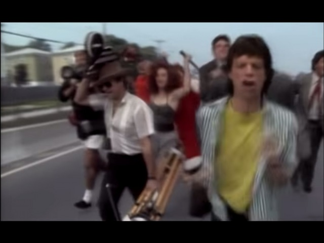 Mick Jagger - Lets Work - Official