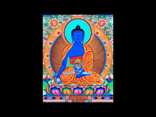 Mantra Buda da Medicina TAYATA OM BEKANDZE BEKANDZE MAHA BEKANDZE RANDZE SAMUNGATE SOHA.wmv