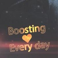#BoostAccs