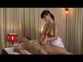 Rita peach [erotic, massage oil, brunette, big tits, big dick, pov - softcore porn hd]